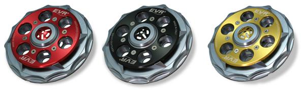 EVR アンチジャダー・ベンチレーテッドプレッシャープレート DUCATI乾式クラッチ用 ベースキット