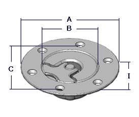 AERO200 寸法図