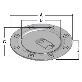 AERO400 寸法図