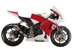MOTO2���� Bimota Hb4
