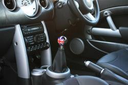 BLACK MTシフトノブ BMW MINI
