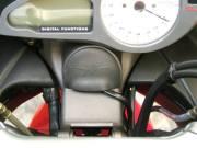 MV AGUSTA F4 1000S HID ヘッドライトカバー