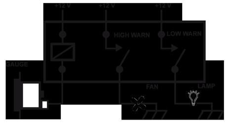STACK プロコントロール 回路イメージ