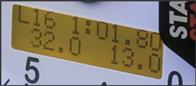 STACK ST7090 ラップタイムメモリー